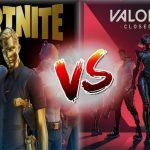 fornite vs valorant