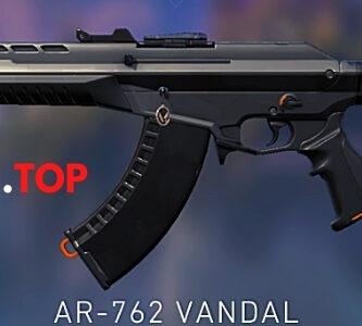 arma vandal valorant